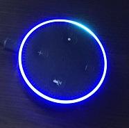 アレクサ青い光